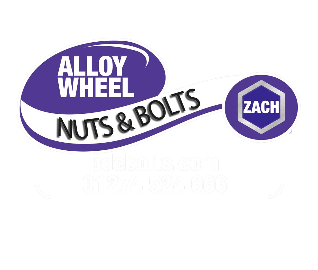 alloy wheel nut and bolt